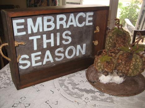 Embrace This Season