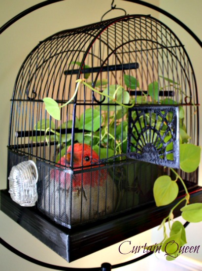 Retro Bird Cage Refreshed