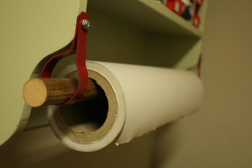 Paper Roll Hanger