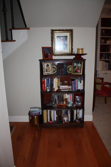 Foyer Bookshelf