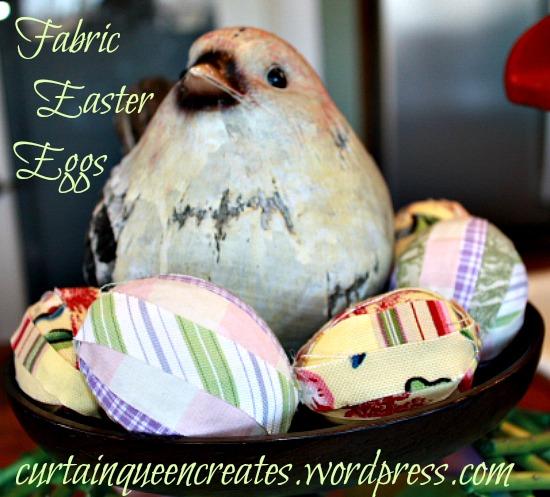 Fabric Egg Designs