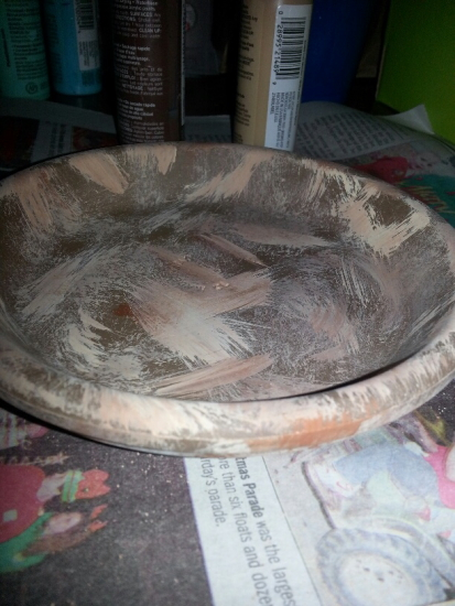 Painting Clay Tray
