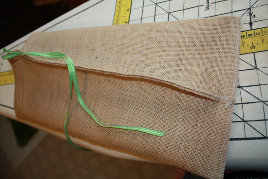 Sewing Bottom Edge