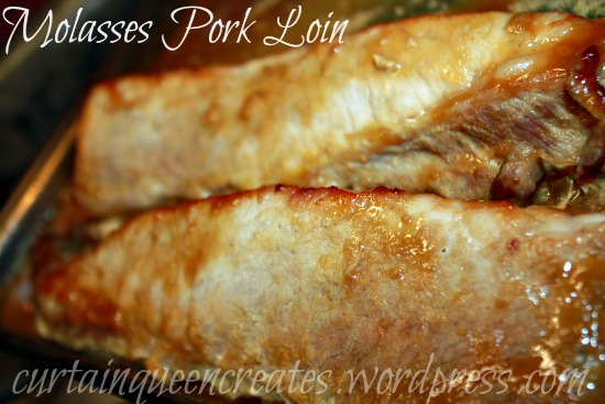 Cooked Pork Loin