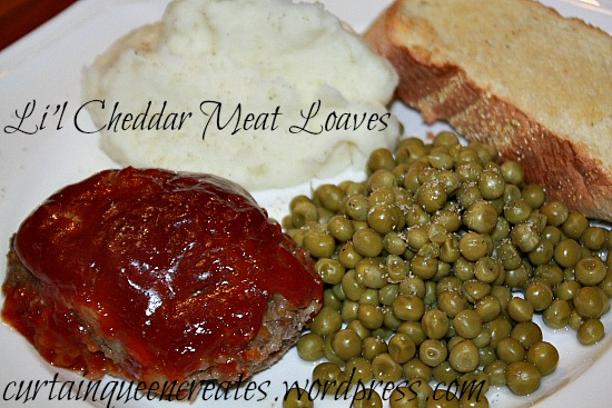 Cooked Meat Loaf