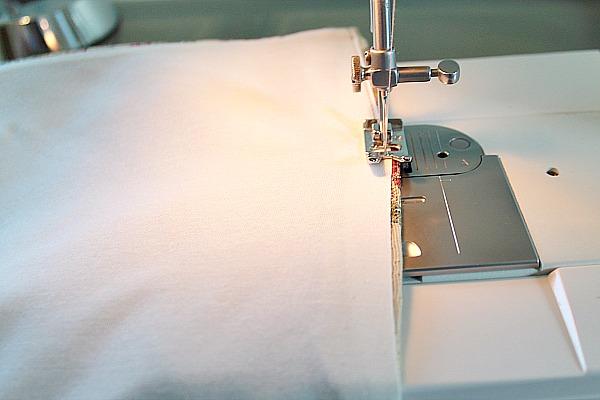 Stitching Opening