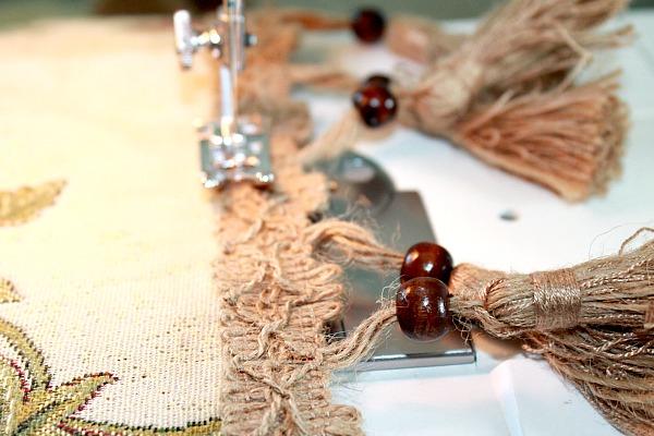 Stitching Fringe