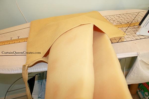 Cushion Construction