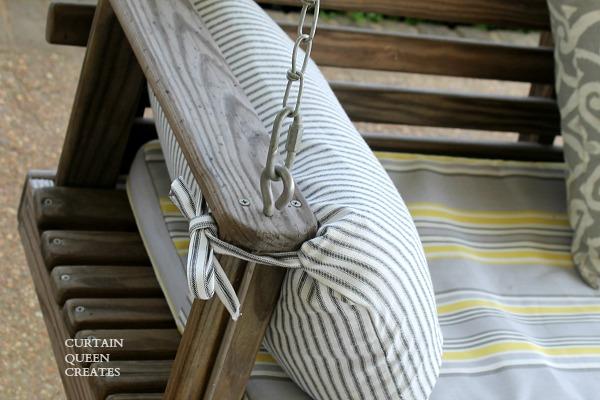 Win the Porch Pillow Battle