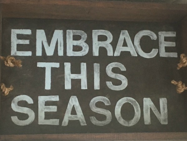 Embrace This Season